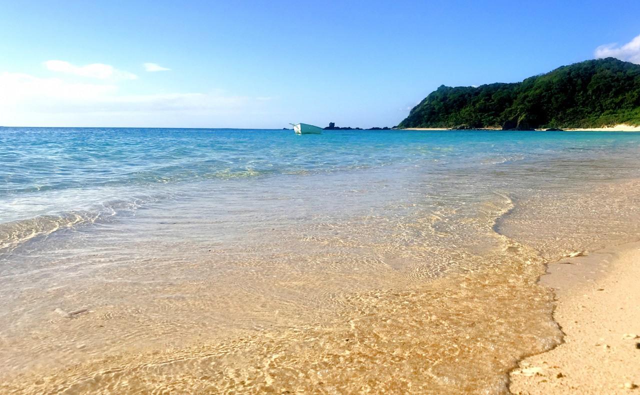 崎原ビーチ