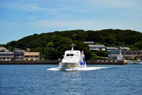 佐久島へのアクセス