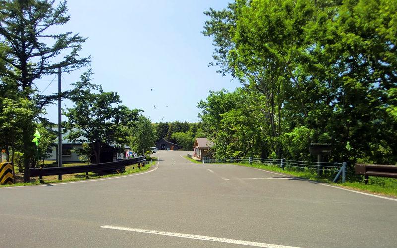 オタトマリ沼園の敷地