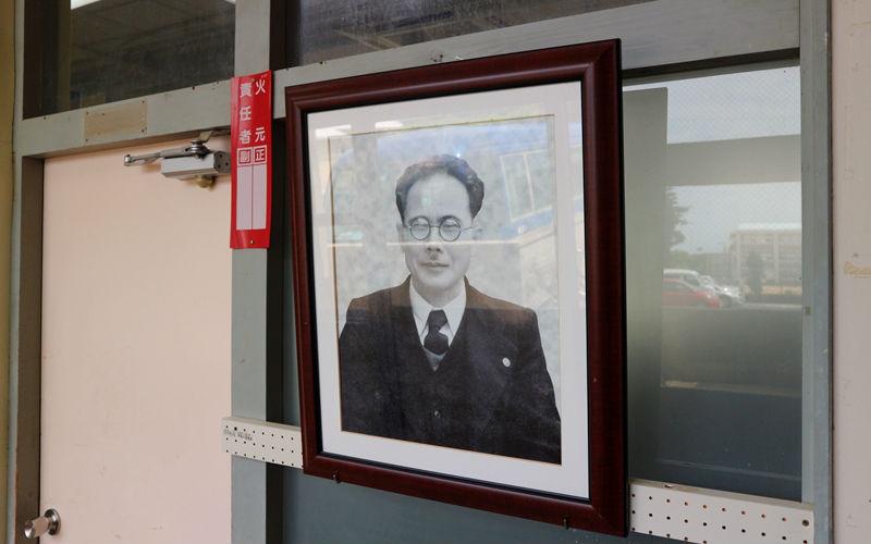 泉芳朗先生