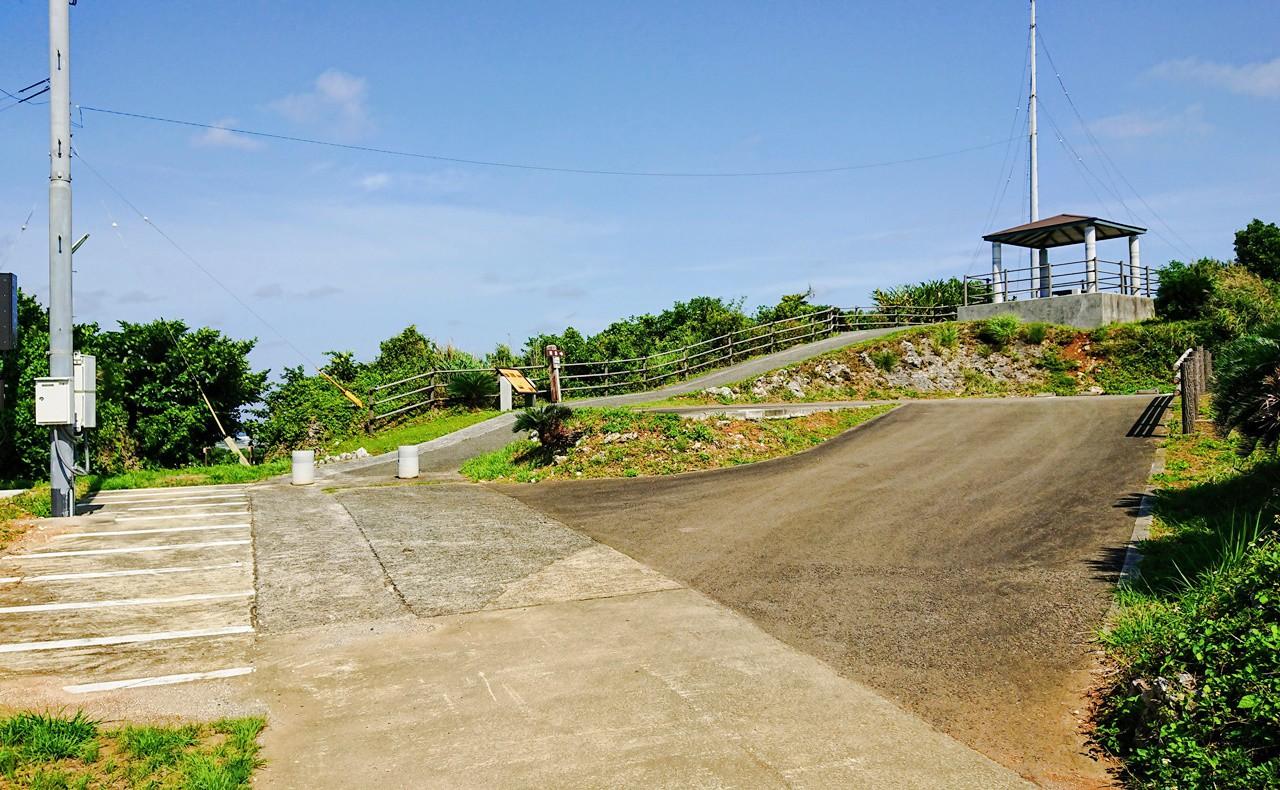 駐車場と駐輪スペース